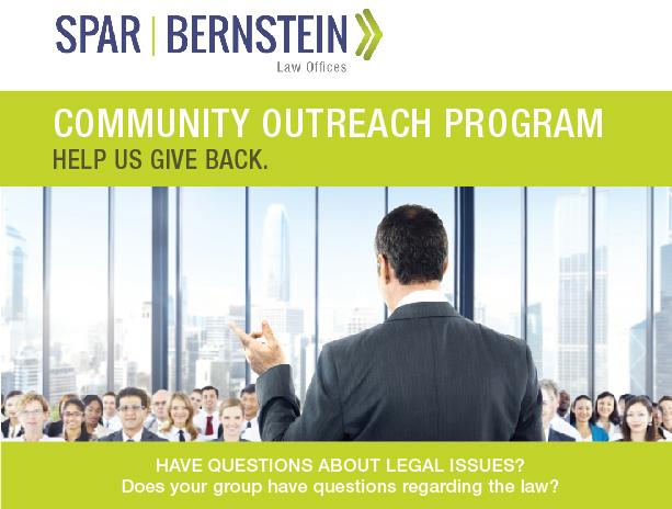 Community Out Reach Program