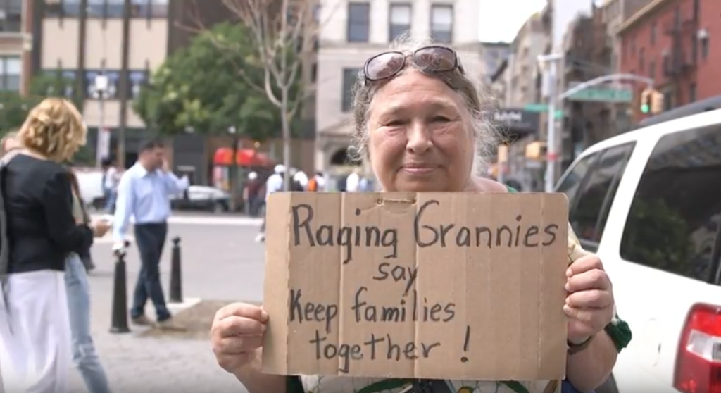 Grannies on the Move for Change | Immigration Lawyer NYC